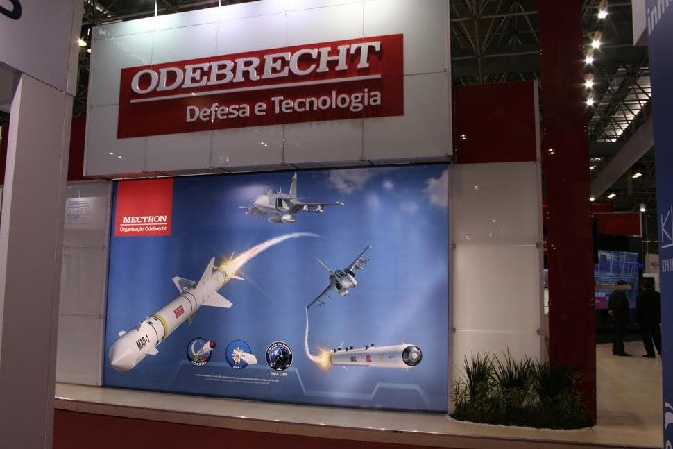 Painel MECTRON/ODEBRECHT